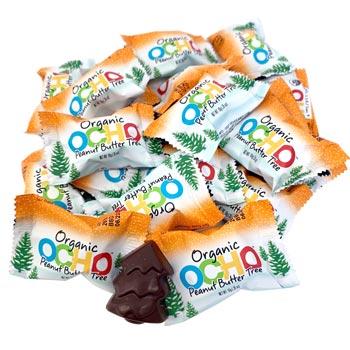 Mini OCHO Organic Peanut Butter Trees