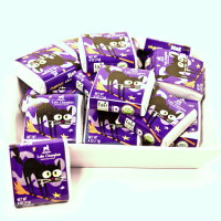Organic Dark Chocolate Halloween Squares