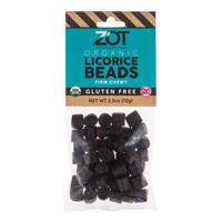Organic Licorice Beads