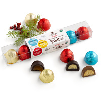 Organic Milk & Dark Chocolate Jubilee Gift Box