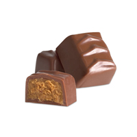 Mini OCHO Organic Candy Bars - Peanut Butter