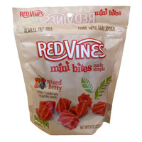 Red Vines Made Simple - Mixed Berry Bites * 8 OZ