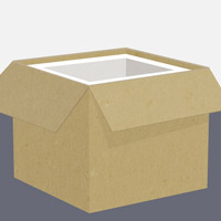 Cold Shipping Box/Envelope