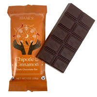 Vegan Dark Chocolate Chipotle & Cinnamon Bar