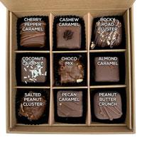 Vegan Melk Chocolate Nuts & Chews