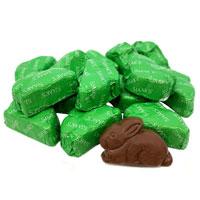 Vegan Melk Chocolate Bunny Bites - Coconut Lime