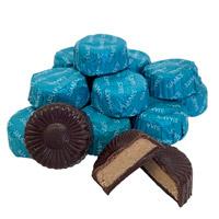 Sjaak's Vegan Dark Chocolate Almond Butter Bites