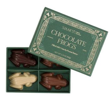 Vegan Chocolate Frog Assortment