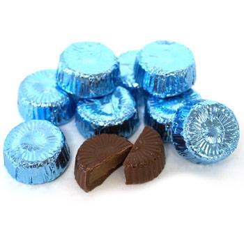 "Sjaak's Vegan ""Milk"" Chocolate Hazelnut Butter Bites"
