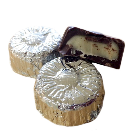 Vegan Dark Chocolate Peppermint Bites