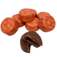 Sjaak's Vegan Melk Chocolate Pumpkin Spice Bites