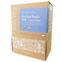 Sjaak's Vegan Milk Chocolate Hazelnut Butter Bites