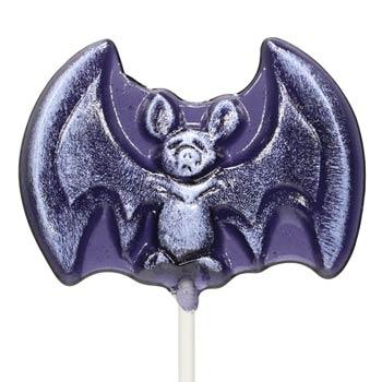 Grape Bat Lollipop