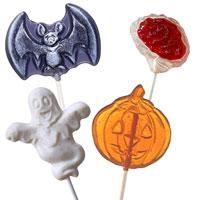 The Delux Halloween Lollipops Pack