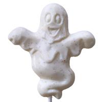 Vanilla Bean Ghost Lollipop