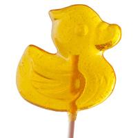 Yellow Duckie Lollipop