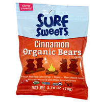 Surf Sweets Cinnamon Bears * 2.75 OZ