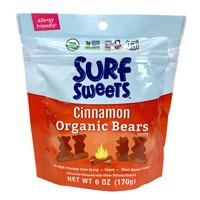 Surf Sweets Cinnamon Bears * 6 OZ