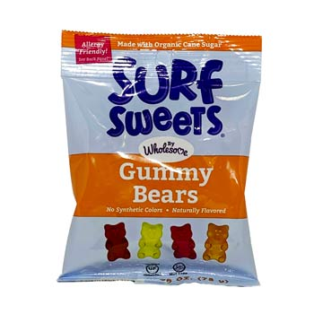 Surf Sweets Natural Gummy Bears