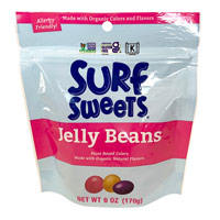 Surf Sweets Organic Jelly Beans * 6 OZ