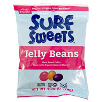Surf Sweets Organic Jelly Beans * 2.75 OZ