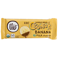 Theo Kids' Crunch - Banana 45% Milk Chocolate