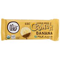 Theo Kids' Crunch - Banana 45% Milk Chocolate