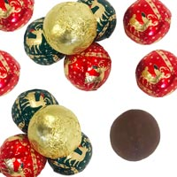 Thompson Milk Chocolate Christmas Balls