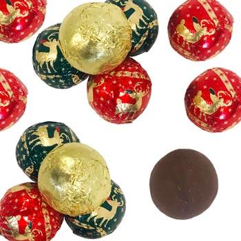 Thompson Milk Chocolate Christmas Balls