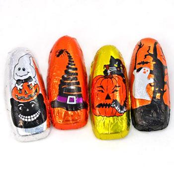 Thompson Ghost & Friends Milk Chocolate Halloween Treats