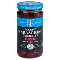 All-Natural Maraschino Cherries