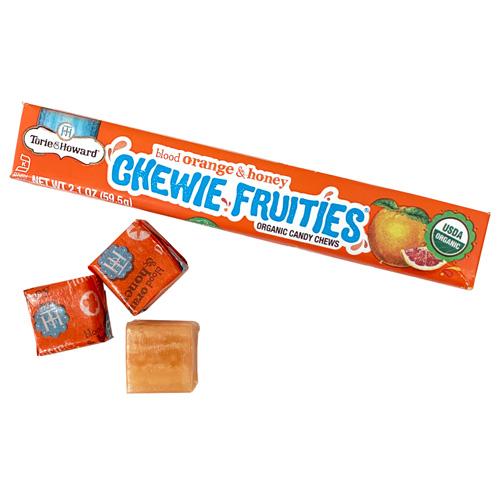 Chewie Fruities - Blood Orange & Honey * Stick