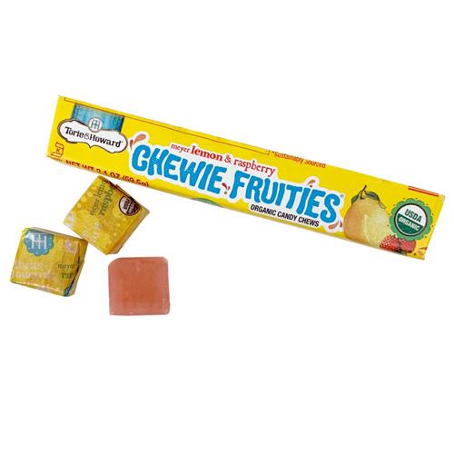 Chewie Fruities - Lemon & Raspberry * Stick