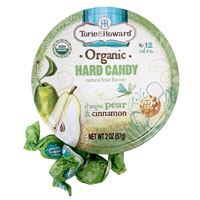 Torie & Howard Hard Candy - Pear & Cinnamon * Tin