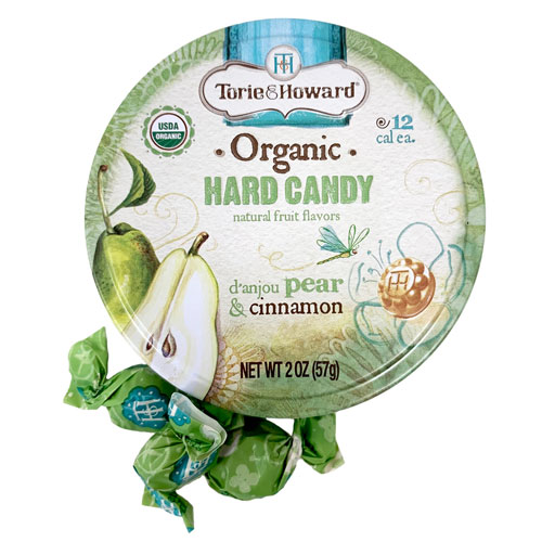 Hard Candy Pear & Cinnamon * Tin
