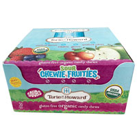 Sour Chewie Fruities - Sour Cherry