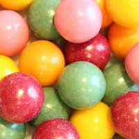 Tree Hugger Bulk Unwrapped Natural Gumballs - Jumbo (22 mm)