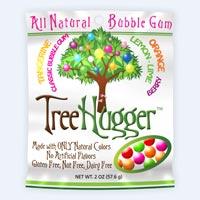 Tree Hugger Natural Bubble Gumballs - Citrus Mix