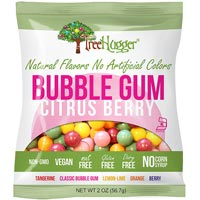 Tree Hugger Natural Bubble Gumballs - Citrus Mix