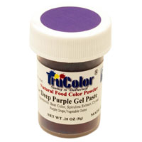 Deep Purple Natural Food Color