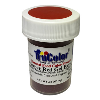 Super Red Natural Food Color