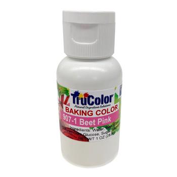 Liquid Baking Food Color - 907  Beet Pink