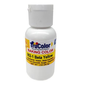 Liquid Baking Food Color - 902  Beta Yellow