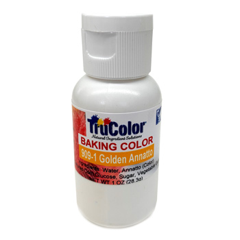 Liquid Baking Food Color - 909  Golden Annatto