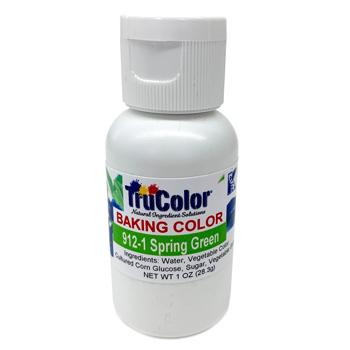 Liquid Baking Food Color - 912  Spring Green