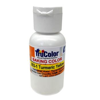 Liquid Baking Food Color - 903  Turmeric Yellow