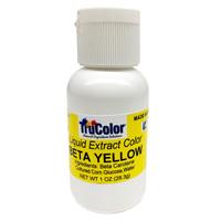 Liquid Extract Food Color - 922  Beta Yellow