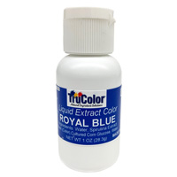 Liquid Extract Food Color - 918  Royal Blue