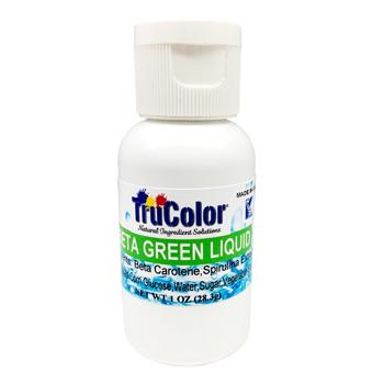 Liquid Icing Food Color - 955  Beta Green