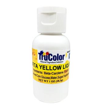 Liquid Icing Food Color - 957  Beta Yellow